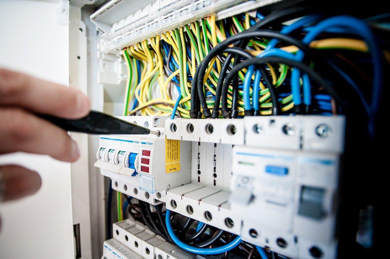 Dobrze wykonana instalacja eleketryczna