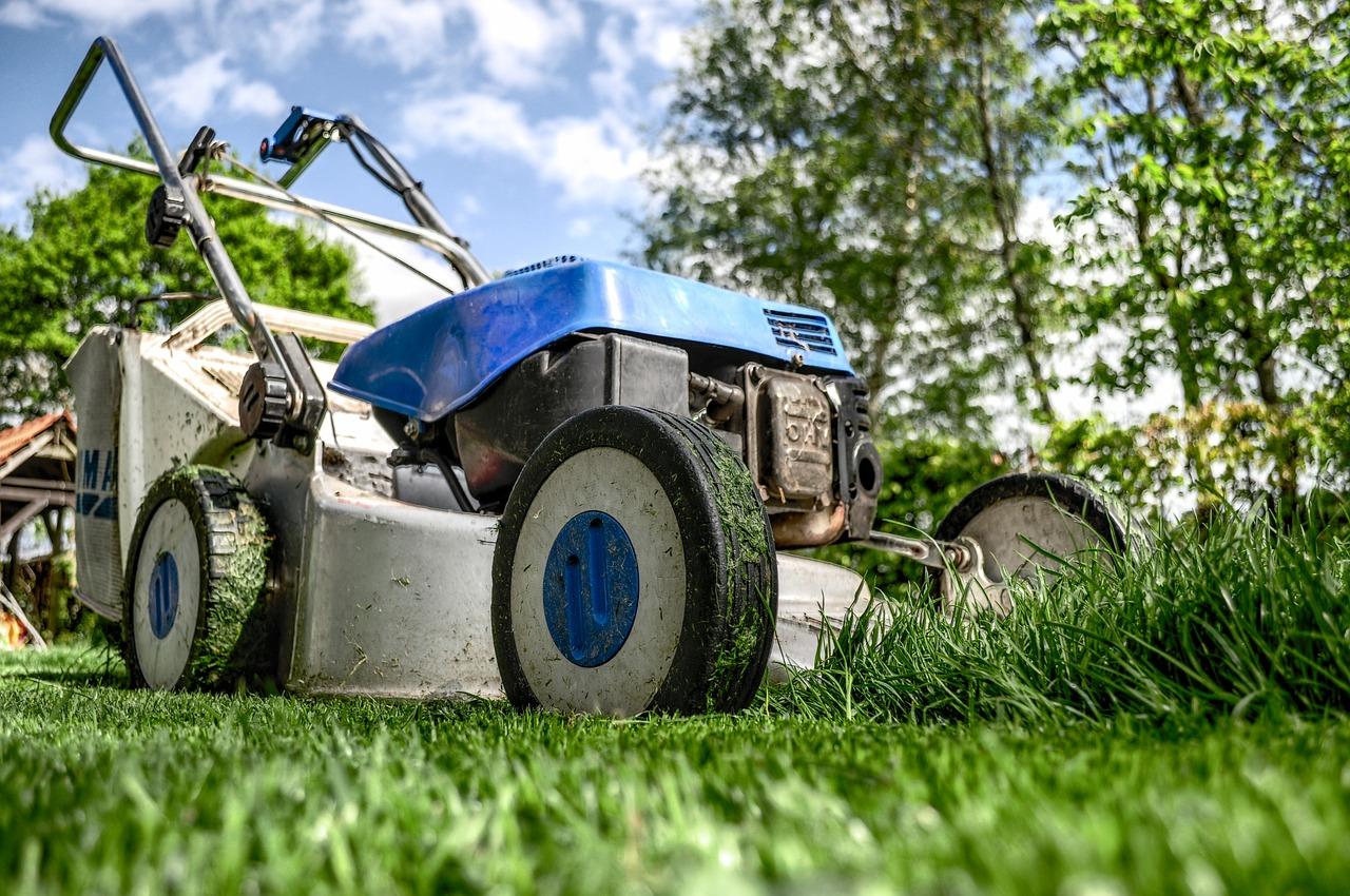 Koszenie trawnika – najlepsze metody