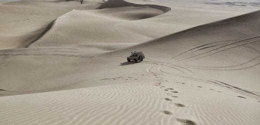 Jazdy w terenie – świetna rozrywka